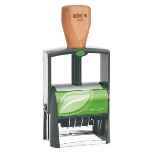 COLOP-Classic-2660-Green-Line